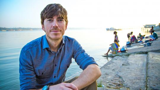 Sacred Rivers with Simon Reeve - E2 - The Ganges