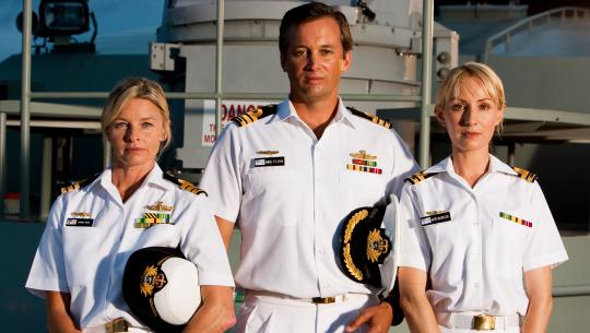 Sea Patrol - S4E3 - The Right Stuff