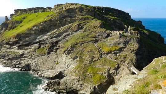 Secrets From the Sky - E1 - Tintagel Castle