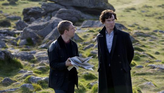 Sherlock - S2E2 - The Hounds of Baskerville