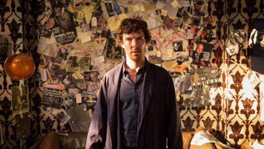 Sherlock - S4E2 - The Lying Detective