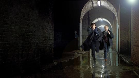 Sherlock - S2 - Preview