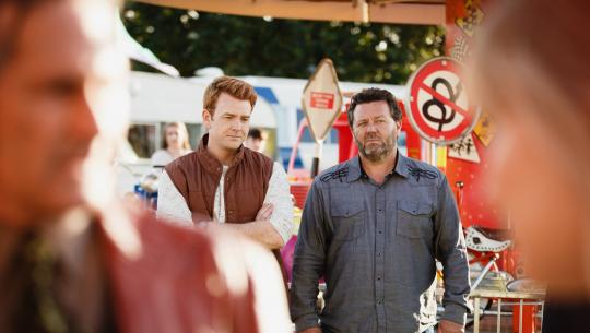 The Brokenwood Mysteries - S5E1 - Scared to Death