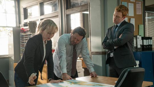 The Brokenwood Mysteries - S2E3 - Catch of the Day