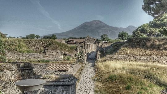 The Last Days of Pompeii - Preview