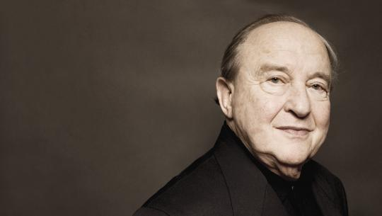The Life I Love: The Pianist Menahem Pressler