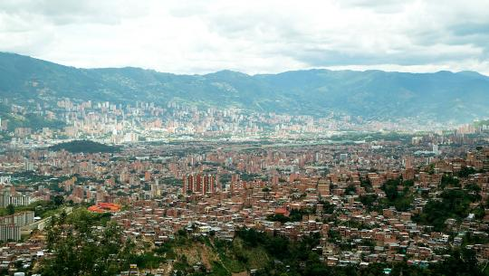 The Life-Sized City - E1 - Medellin