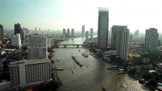 The Life-Sized City - E4 - Bangkok