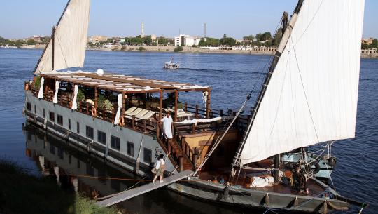 The Nile: 5000 Years of History - E1 - The Nile: 5000 Years of History
