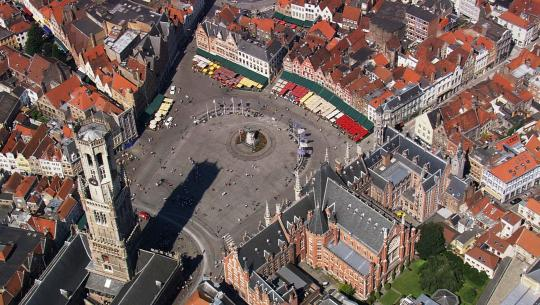 The World From Above: Belgium - E2 - Antwerp to Ypres