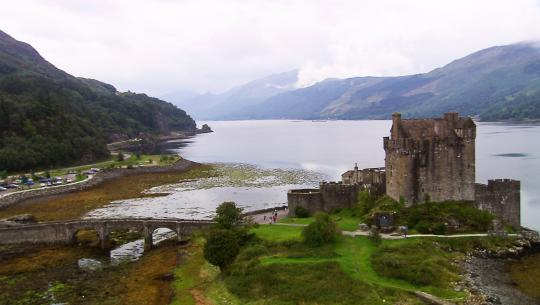 The World From Above: British Isles  - E10 - Scotland - From the Isle of Skye to Fort William