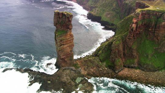 The World From Above: British Isles  - E16 - Scotland – Fort William to the Old Man of Hoy