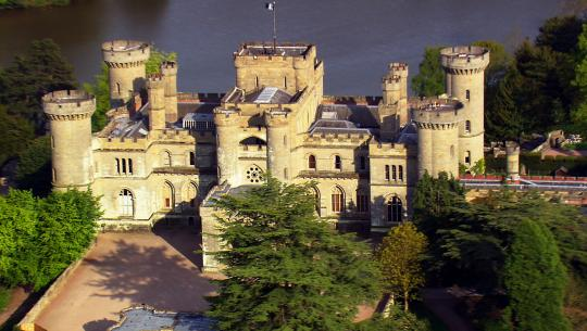 The World From Above: British Isles  - E27 - England - Berkley Castle to Wroxeter