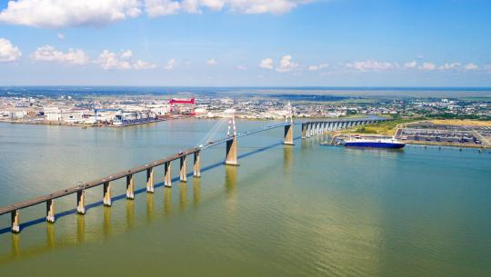 The World From Above: France  - E1 - Saint Nazaire to Vaux-le-Vicomte