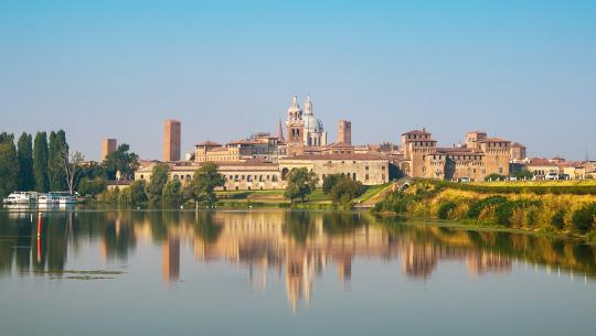 The World From Above: Italy  - E6 - Mantua to the Fortress of San Leo