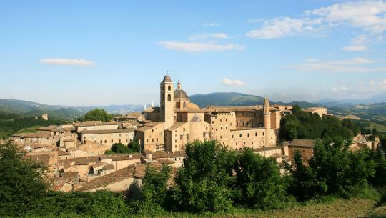 The World From Above: Italy  - E9 - Urbino to Trani