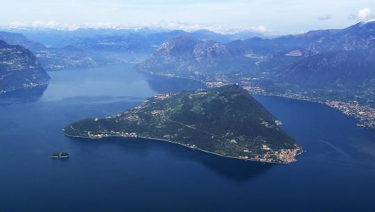 The World From Above: Italy  - E10 - Sirmione to Isola Bella
