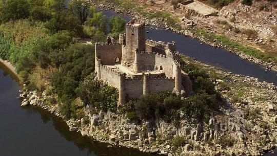 The World From Above: Portugal  - E2 - Linhares Castle to Lisbon