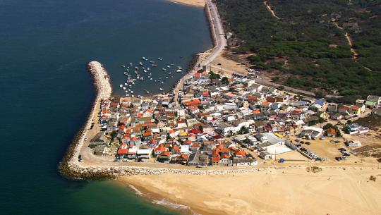 The World From Above: Portugal  - E3 - Tagus to Elvas