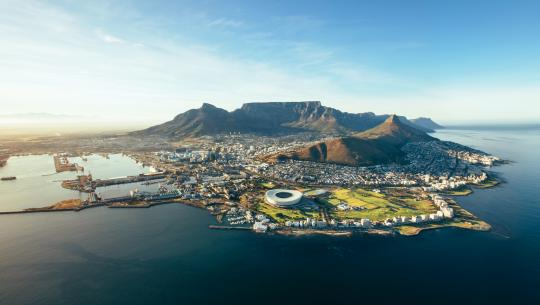 The World From Above: South Africa  - E1 - Cape Town to Drakensberg