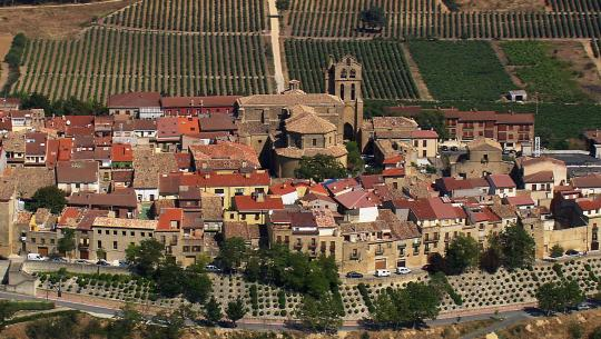 The World From Above: Spain  - E6 - Hondarribia to Burgos