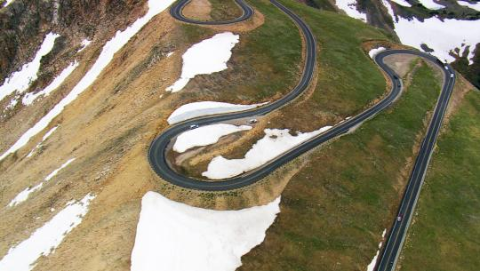 The World From Above: United States  - E19 - Wyoming – Soda Butte to Big Horn Canyon