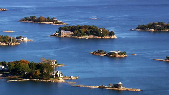 The World From Above: United States  - E33 - Connecticut - Lime Rock Park to Faulkner's Lighthouse