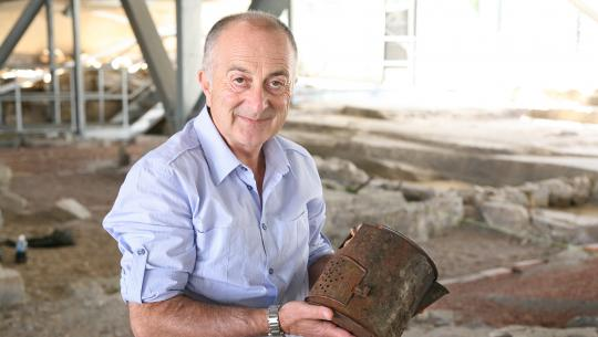 Tony Robinson Down Under - E4 - Eureka