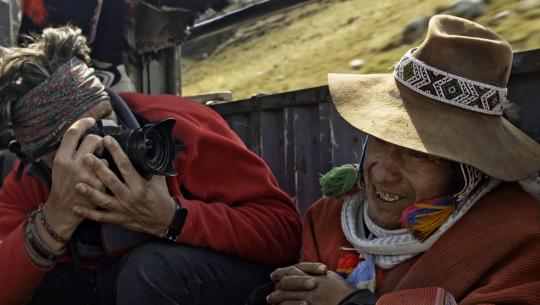 Travelling Photographers - E5 - Peru - The Mountain Tribe