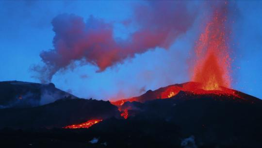 Iceland: Fire