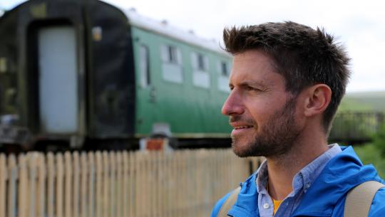 Walking Britain's Lost Railways - E5 - Sommerset and Dorset