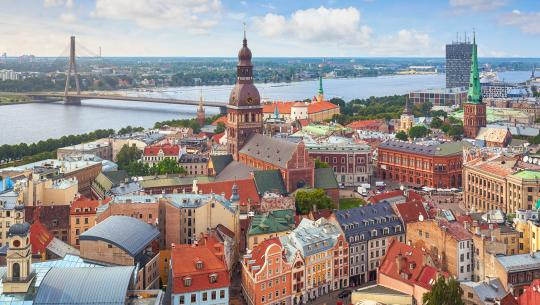Waterfront Cities of the World - S3E10 - Riga