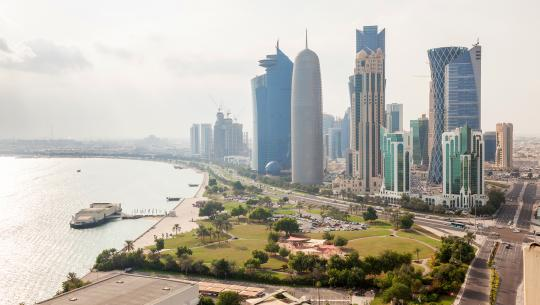 Waterfront Cities of the World - S3E3 - Doha