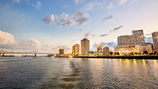 Waterfront Cities of the World - S3E9 - New Orleans
