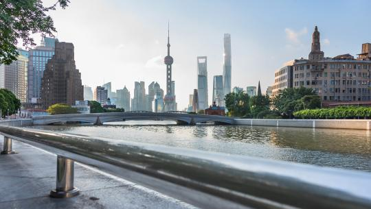 Waterfront Cities of the World - S4E12 - Shanghai Part 1