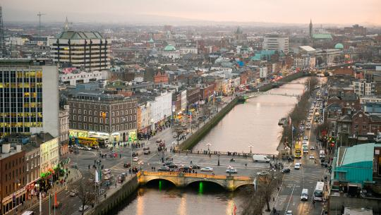 Waterfront Cities of the World - S4E5 - Dublin