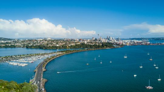 Waterfront Cities of the World - S4E8 - Auckland
