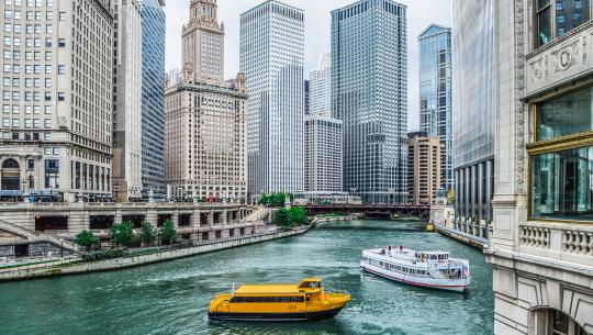 Waterfront Cities of the World - S4E1 - Chicago