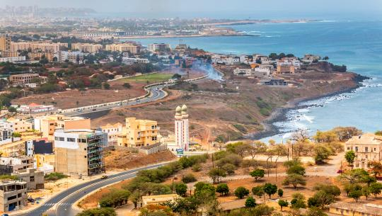 Waterfront Cities of the World - S5E2 - Dakar