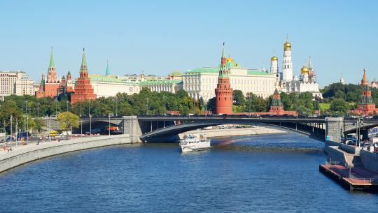 Waterfront Cities of the World - S1E13 - Moscow