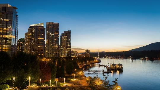 Waterfront Cities of the World - S2E13 - Vancouver