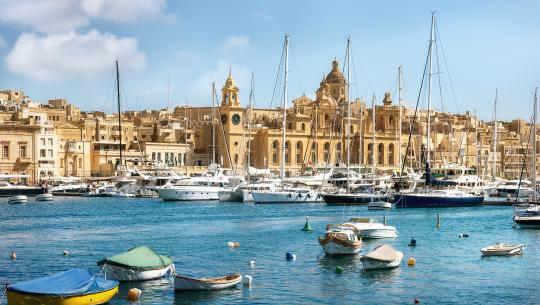 Waterfront Cities of the World - S2E7 - Valletta