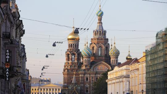 Waterfront Cities of the World - S2E9 - Saint Petersburg