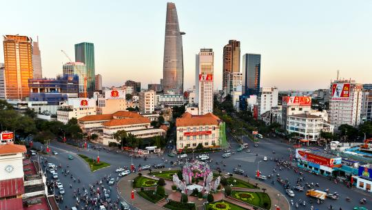 Waterfront Cities of the World - S3E7 - Ho Chi Minh City