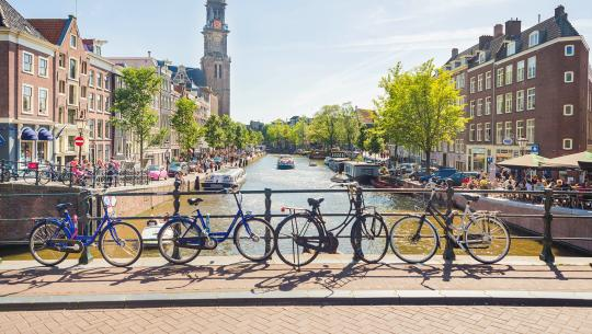 Waterfront Cities of the World - S4E3 - Amsterdam