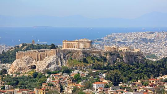 Waterfront Cities of the World - S5E12 - Athens