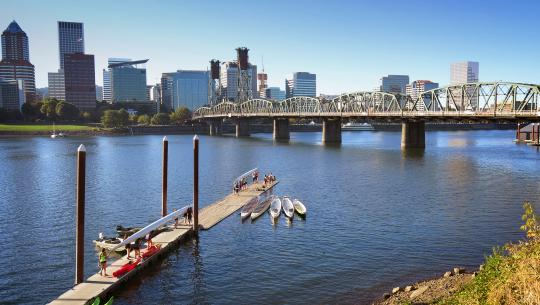 Waterfront Cities of the World - S5E13 - Portland