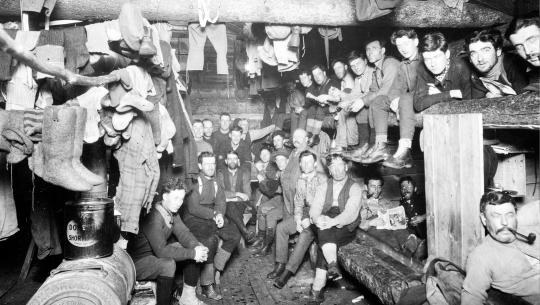 Working People: A History of Labour in British Columbia - E2 - 1920's - 1940's
