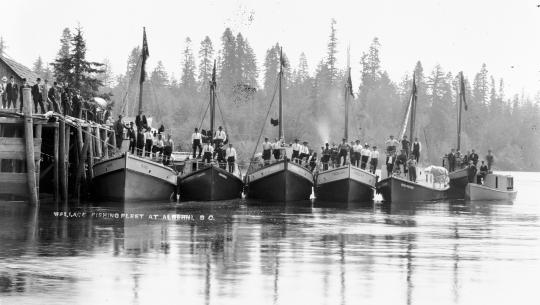 Working People: A History of Labour in British Columbia - E8 - The Fisherman's Strike of 1900