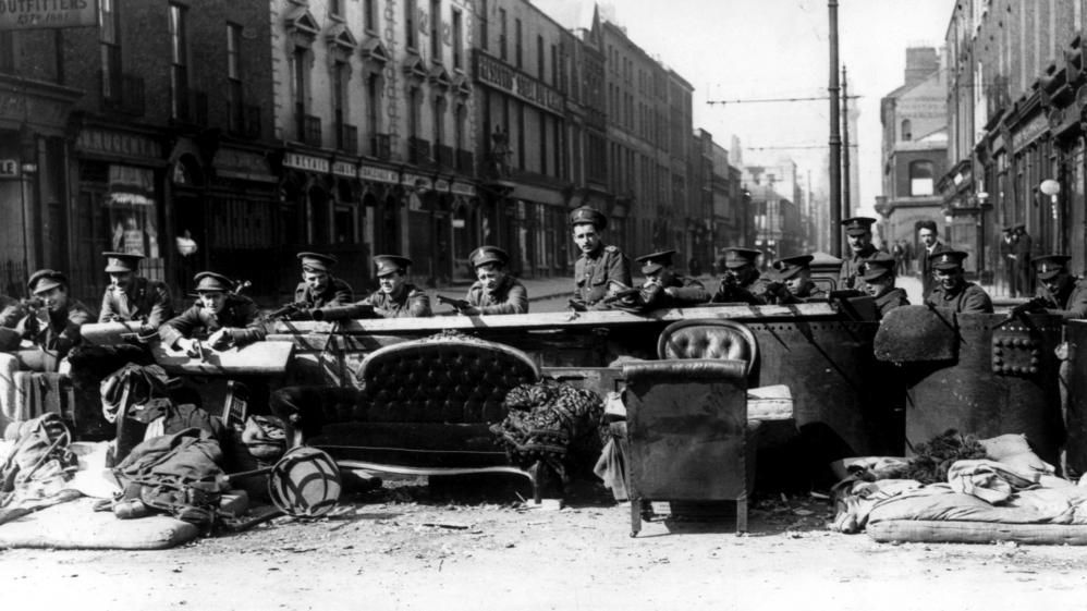 1916: The Irish Rebellion - E2 - Insurrection
